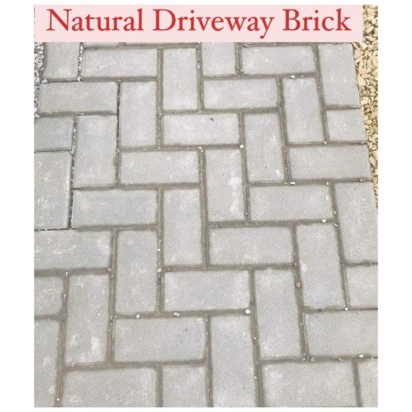 Driveway Brick 5:30 am