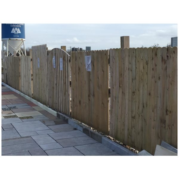 Timber Products & Fencing 6:24 am
